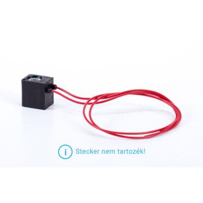 Mágnestekercs - 110V AC / 5VA - 22mm - vezetékes kivitel 500mm