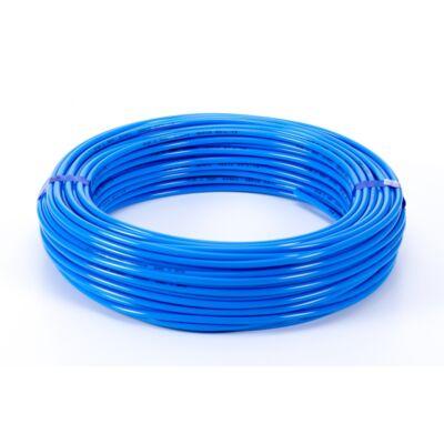 Poliuretán cső, kék - PU SH A98