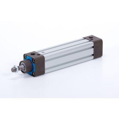 ISO 15552 lapos profilú henger