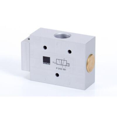 """3/2-es pneumatikus vezérlésű szelep, monostabil - G3/4"""""""
