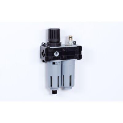 Levegő-előkészítő egység - 12 bar - 20 mikron (A-1)