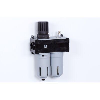 Levegő-előkészítő egység - 12 bar - 20 mikron (A-3)