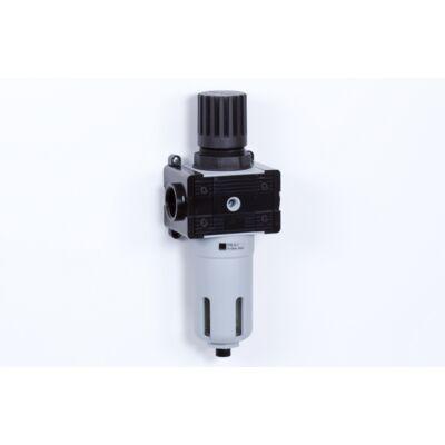 Szűrő-szabályzó egység - 12 bar - 20 mikron (A-3)