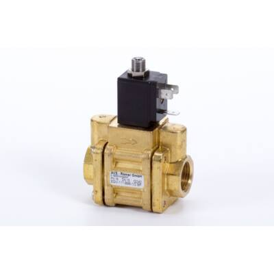 2/2-es elektromos vezérlésű GAMMA szelep - NBR